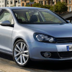 Шестой VW Golf