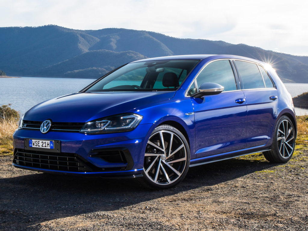 Volkswagen Golf R 5-door