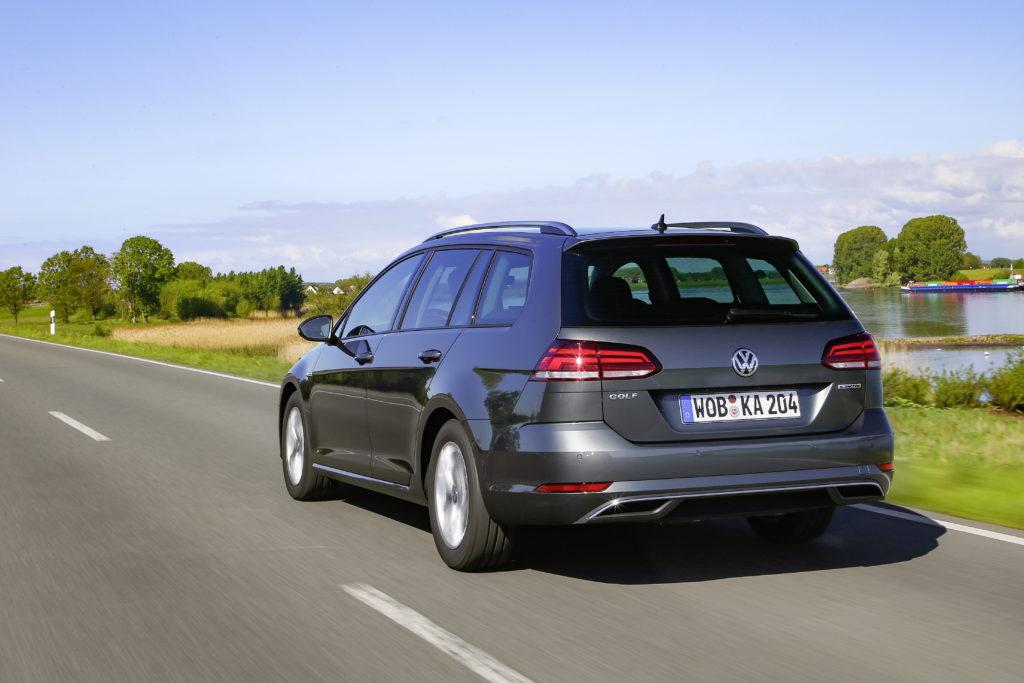 Volkswagen Golf BlueMotion TGI Variant