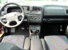 Машина времени: VW Golf III 1995 г.в