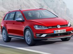 Volkswagen Golf Alltrack 2.0 TDI 184 DSG: почти внедорожник