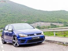 Volkswagen Golf R— Большой тест-драйв