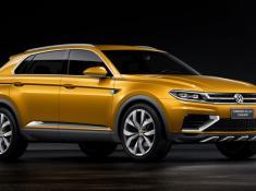 Будет ли этот машин новым Тигуаном?